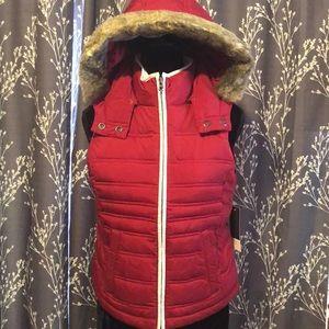 🔥$15🔥 Ann Taylor loft vest size XS NWT